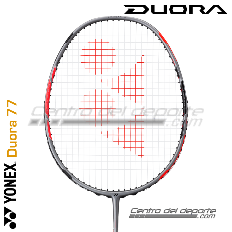 The Yonex Duora 77 is another of the rackets with the new Optimal Dual  System. Racket designed for both competition and leisure players with a  futuristic ... a8c486d6d9
